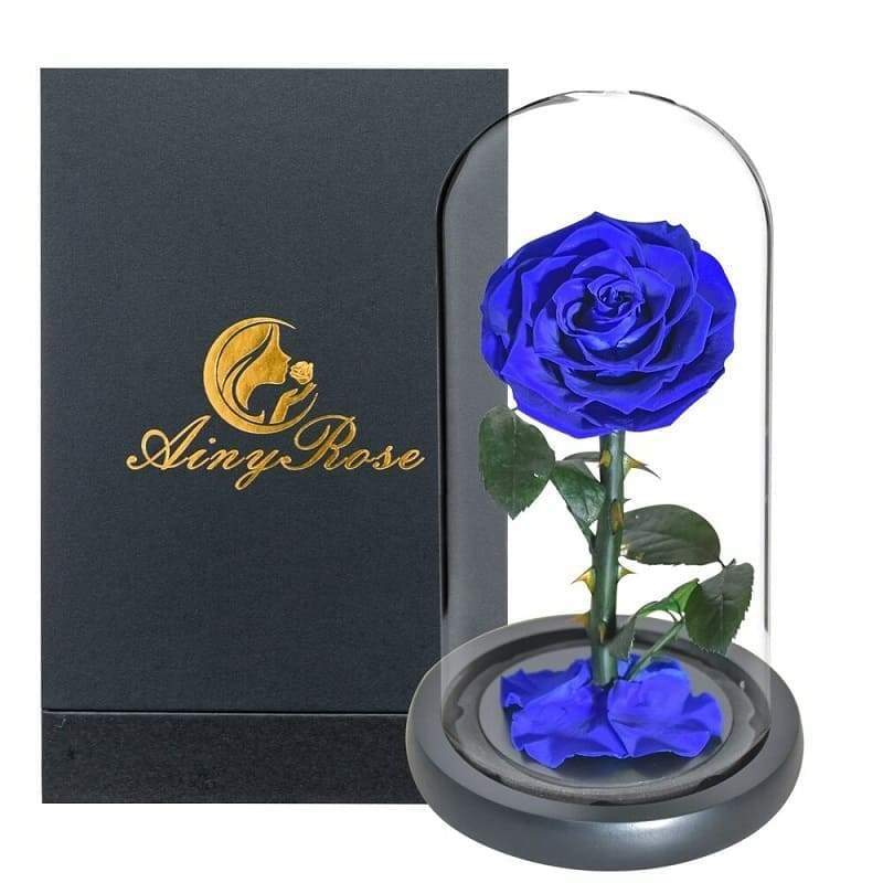 Eternal Rose Under Bell <br/> Blue XL <br/> (With box)