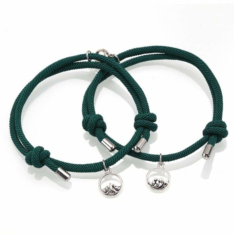 Magnetic Couple Bracelets <br/> Beauty