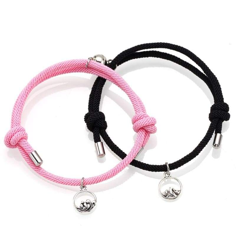 Magnetic Couple Bracelets <br/> Sensuality