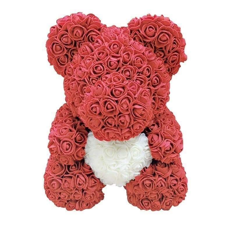"Rose Bear 16"" <br/> Adoration"