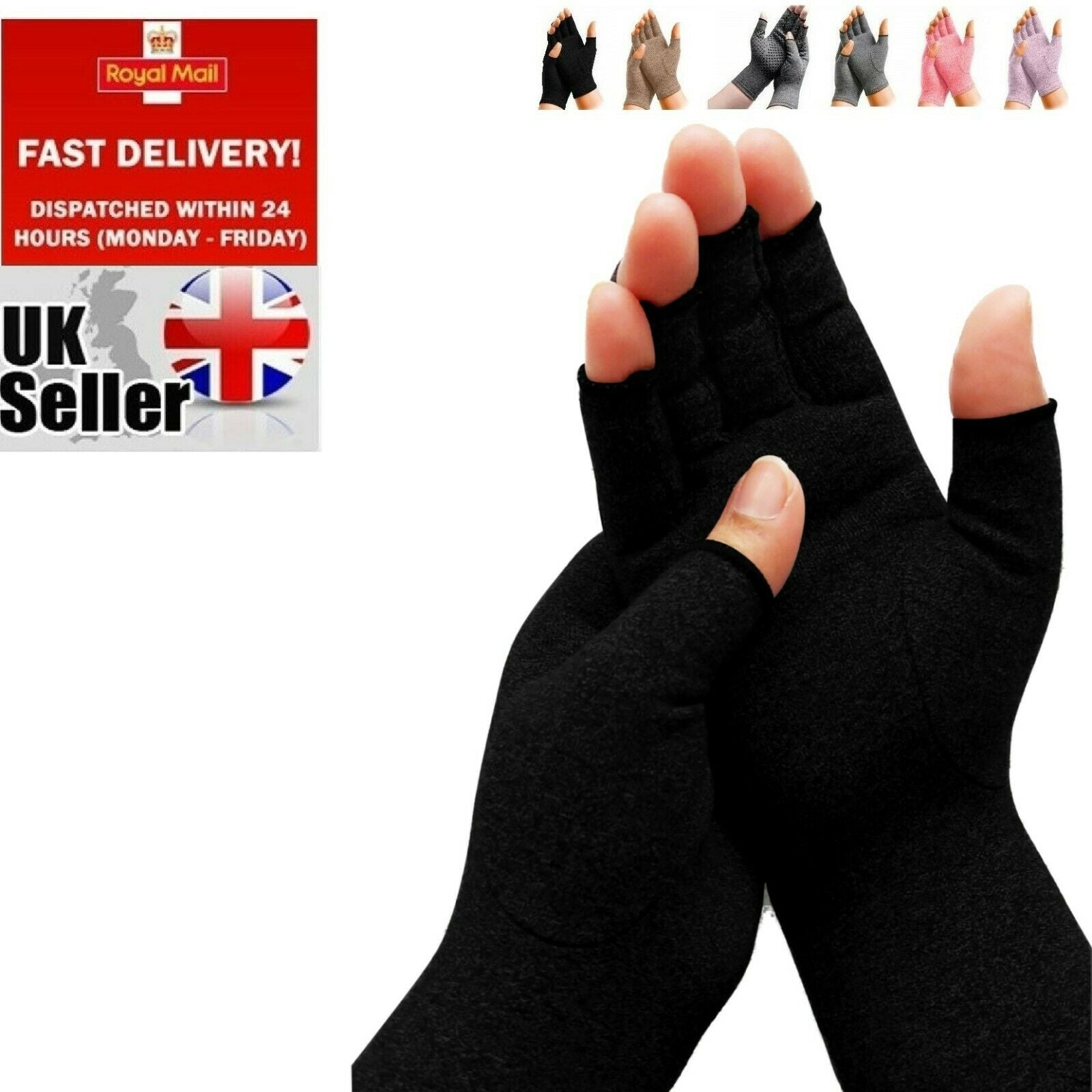 Nhs Compression Arthritis Relief Gloves