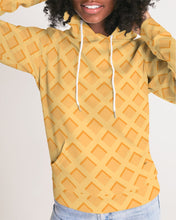 Load image into Gallery viewer, Waffles Women's Hoodie