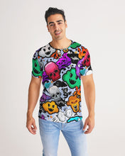 Load image into Gallery viewer, Spooky Graffiti Men's Tee