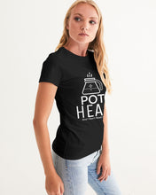 Load image into Gallery viewer, Pot Head Women's Graphic Tee