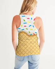 Load image into Gallery viewer, Ice cream cone Women's Tank
