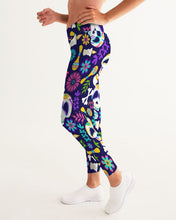 Load image into Gallery viewer, Day Of The Dead Festival Women's Yoga Pants