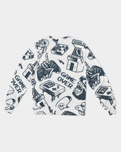 Load image into Gallery viewer, Game Over Men's Classic French Terry Crewneck Pullover