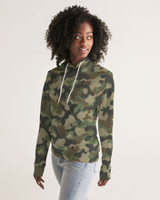 Load image into Gallery viewer, Camouflage Women's Hoodie