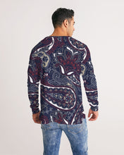 Load image into Gallery viewer, Paisley Beauty Men's Long Sleeve Tee