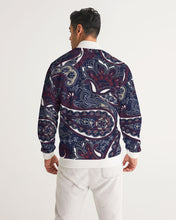 Load image into Gallery viewer, Paisley Beauty Men's Track Jacket