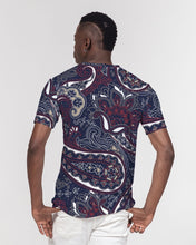 Load image into Gallery viewer, Paisley Beauty Men's Everyday Pocket Tee