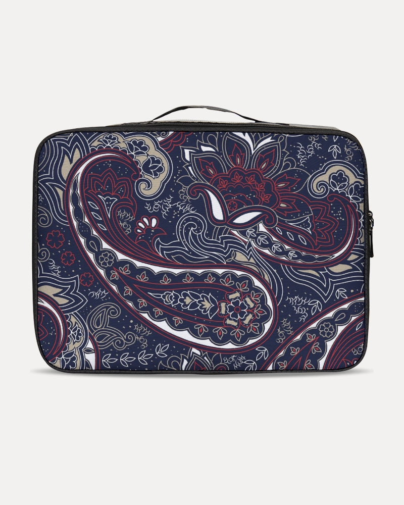 Paisley Beauty Jetsetter Travel Case