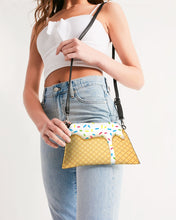 Load image into Gallery viewer, Ice cream cone Wristlet