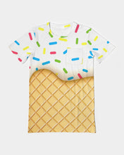 Load image into Gallery viewer, Ice cream cone Men's Everyday Pocket Tee
