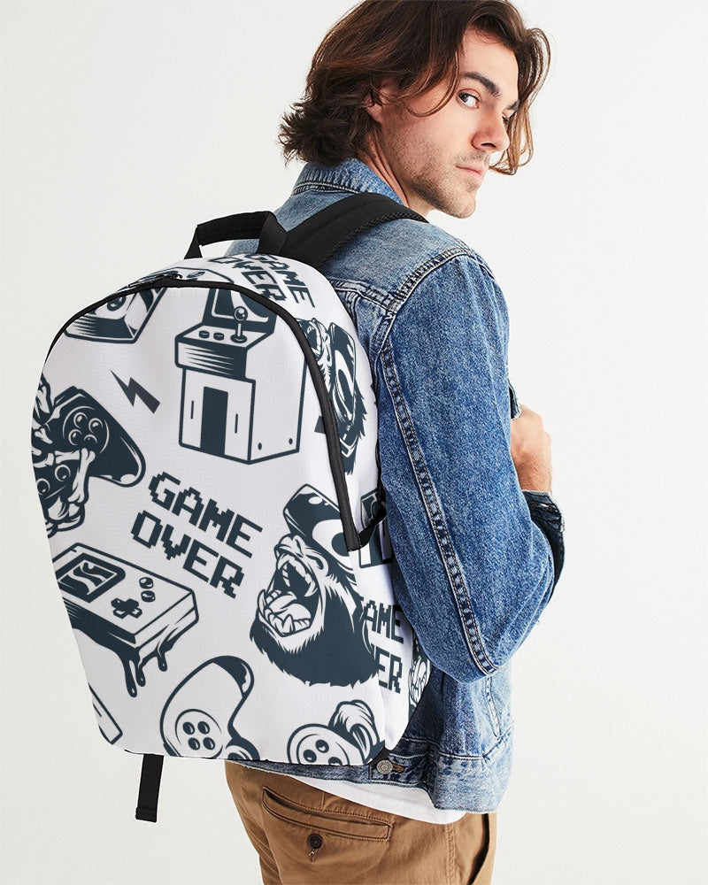 Game Over Large Backpack