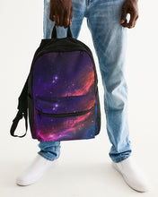 Load image into Gallery viewer, Deep Space Small Canvas Backpack