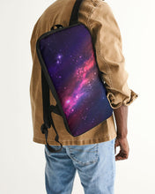 Load image into Gallery viewer, Deep Space Slim Tech Backpack