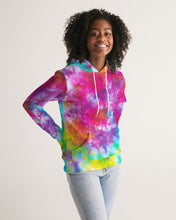Load image into Gallery viewer, Tie-Dye Women's Hoodie