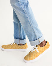 Load image into Gallery viewer, Waffles Men's Lace Up Canvas Shoe