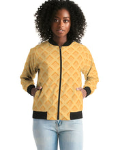 Load image into Gallery viewer, Waffles Women's Bomber Jacket