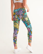 Load image into Gallery viewer, Weird Cuteness Women's Yoga Pants