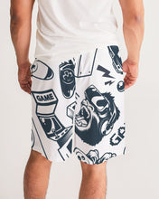 Load image into Gallery viewer, Game Over Men's Jogger Shorts