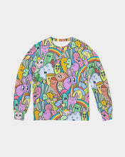 Load image into Gallery viewer, Cuteness Men's Classic French Terry Crewneck Pullover