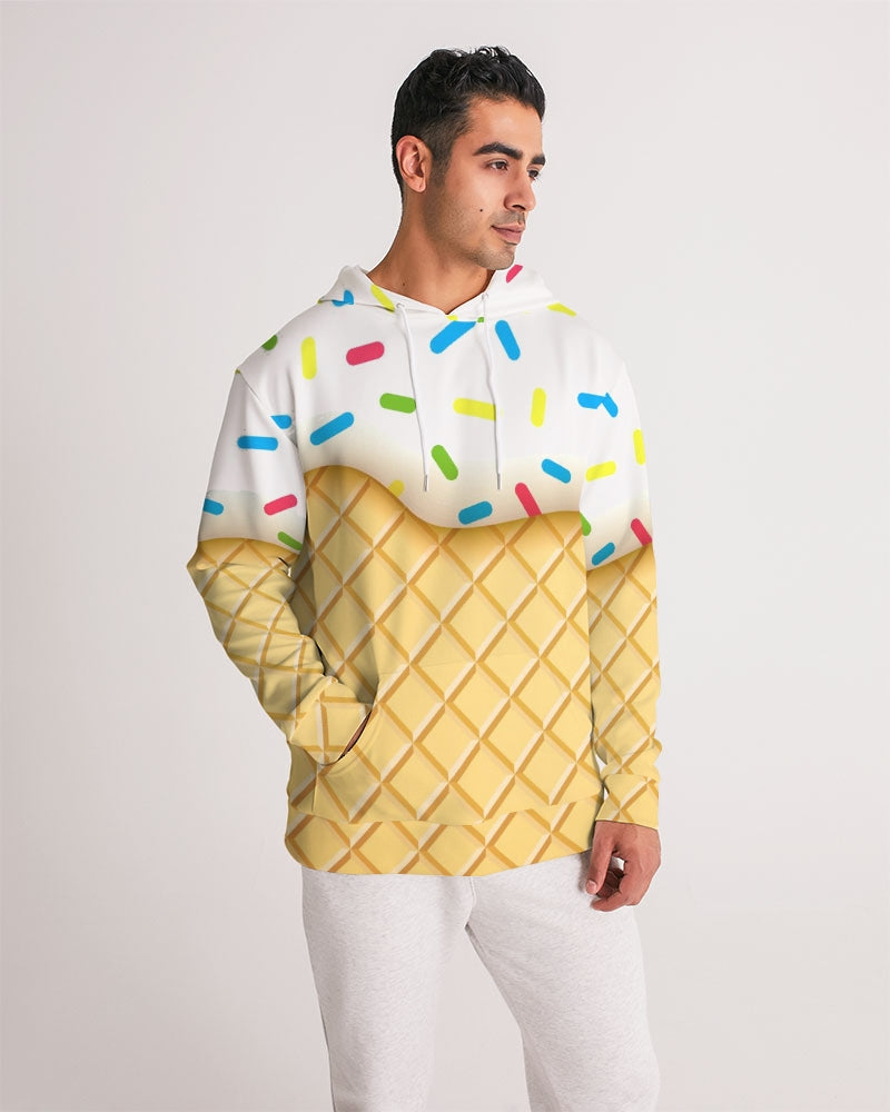 Ice cream cone Men's Hoodie
