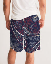 Load image into Gallery viewer, Paisley Beauty Men's Jogger Shorts