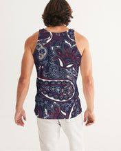 Load image into Gallery viewer, Paisley Beauty Men's Tank