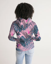 Load image into Gallery viewer, Tropical Forest Leaves Women's Hoodie