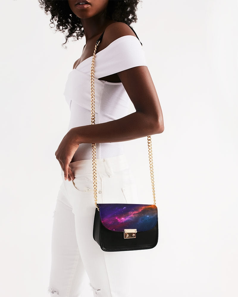 Deep Space Small Shoulder Bag
