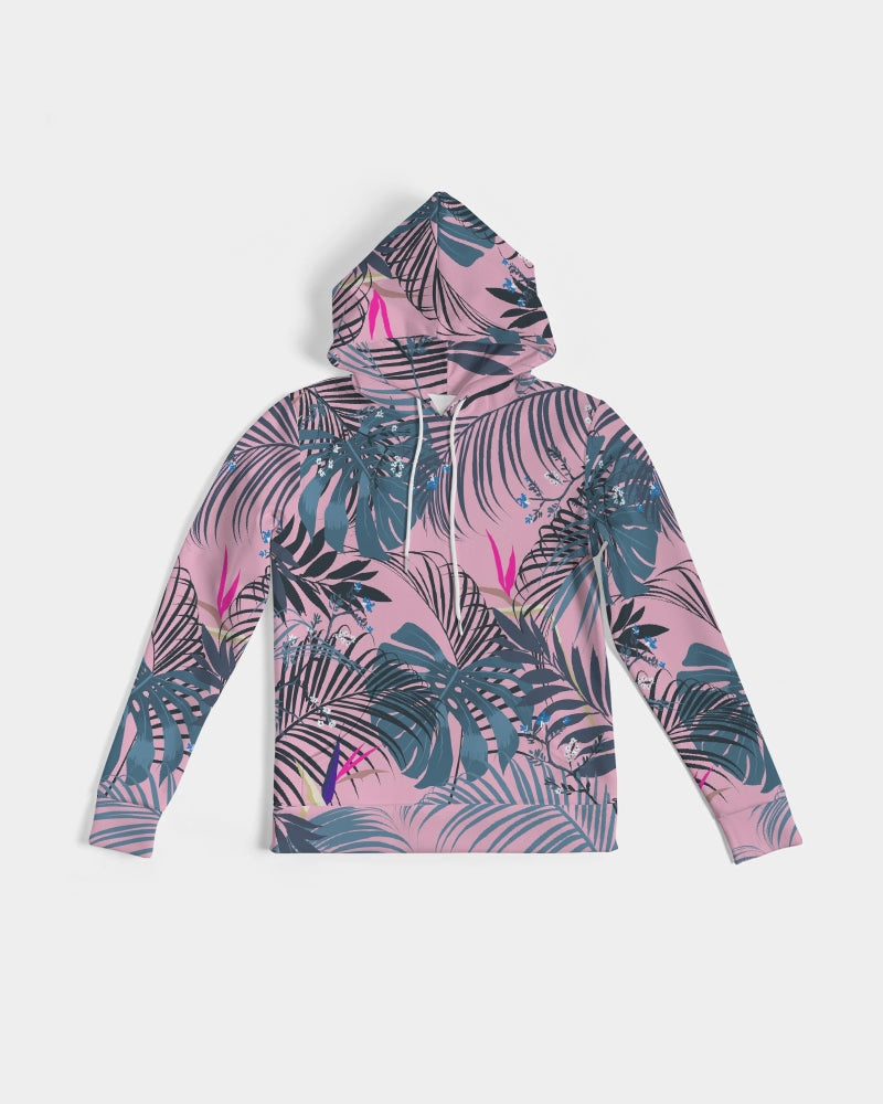 Tropical Forest Leaves Women's Hoodie