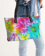 Load image into Gallery viewer, Tie-Dye Stylish Tote