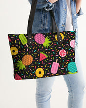 Load image into Gallery viewer, Fruit Party Stylish Tote