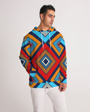 Load image into Gallery viewer, Tribal Patchwork Men's Hoodie