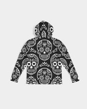 Load image into Gallery viewer, Black & White Calavera Men's Hoodie