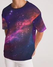 Load image into Gallery viewer, Deep Space Men's Premium Heavyweight Tee