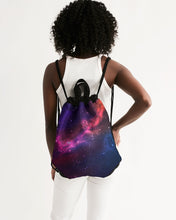 Load image into Gallery viewer, Deep Space Canvas Drawstring Bag