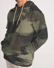 Load image into Gallery viewer, Paintbrush Camouflage Men's Hoodie