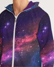 Load image into Gallery viewer, Deep Space Men's Windbreaker