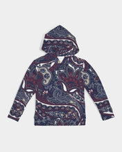 Load image into Gallery viewer, Paisley Beauty Kids Hoodie