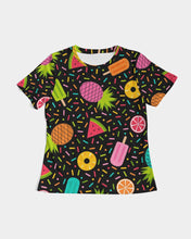 Load image into Gallery viewer, Fruit Party Women's Tee