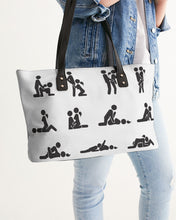 Load image into Gallery viewer, Late Night Visit Stylish Tote