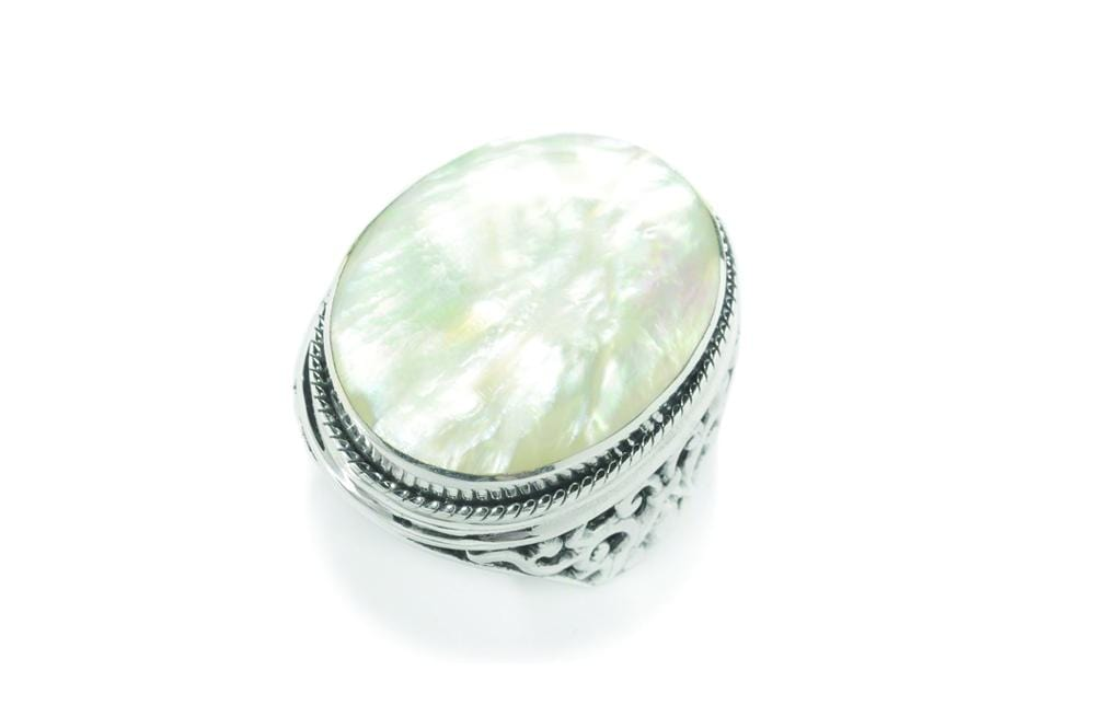 Samuel B. RING Ascension Ring Mother Of Pearl / 5