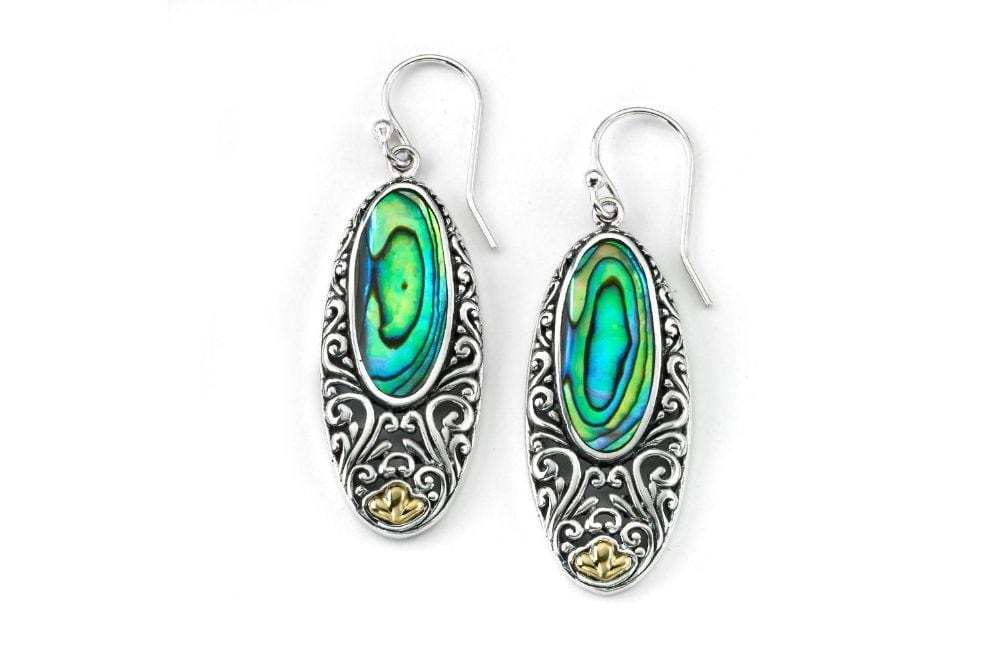 Samuel B EARRING BLISS EARRINGS PAUA