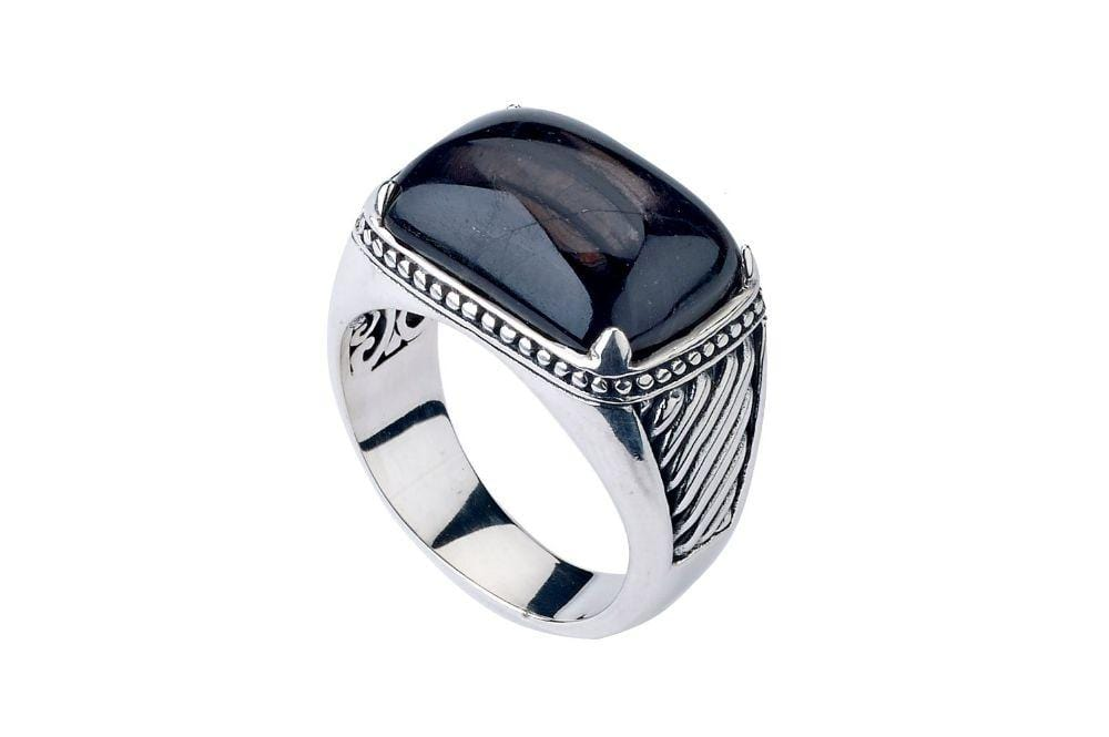 Samuel B RING FORTE RING HYPERSTHENE / 7.5
