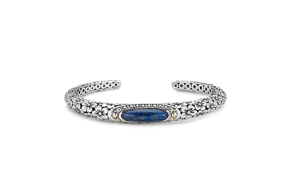 Samuel B. Jewelry BANGLE IJEN BANGLE LAPIS