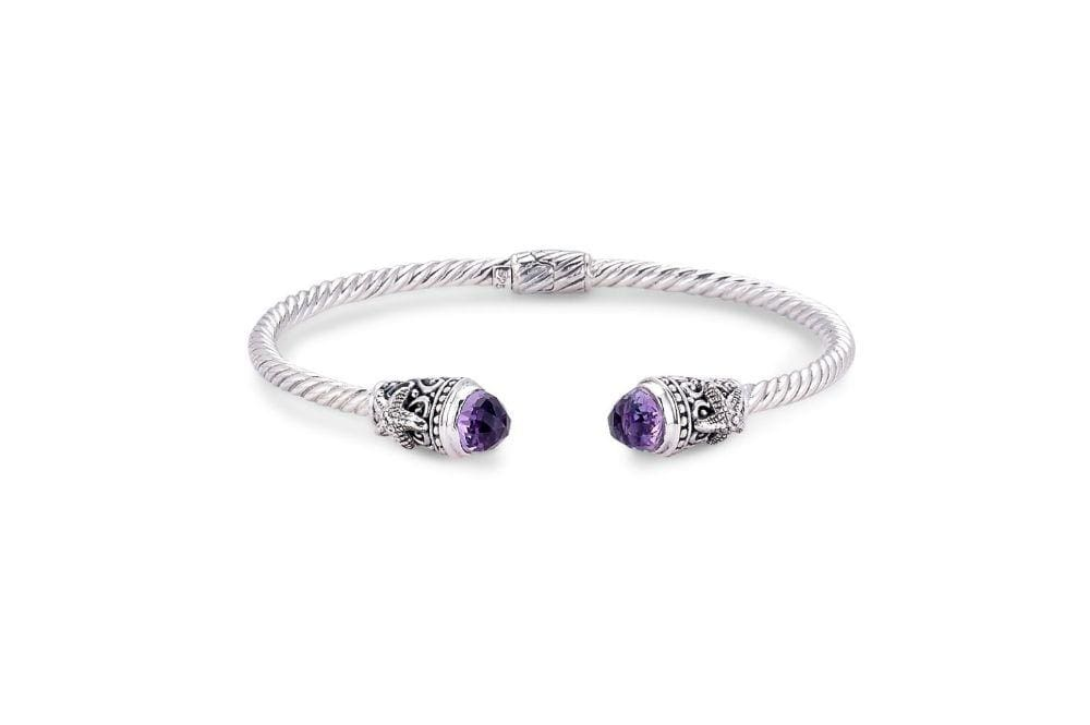 Samuel B BANGLE KENANGA BANGLE AMETHYST