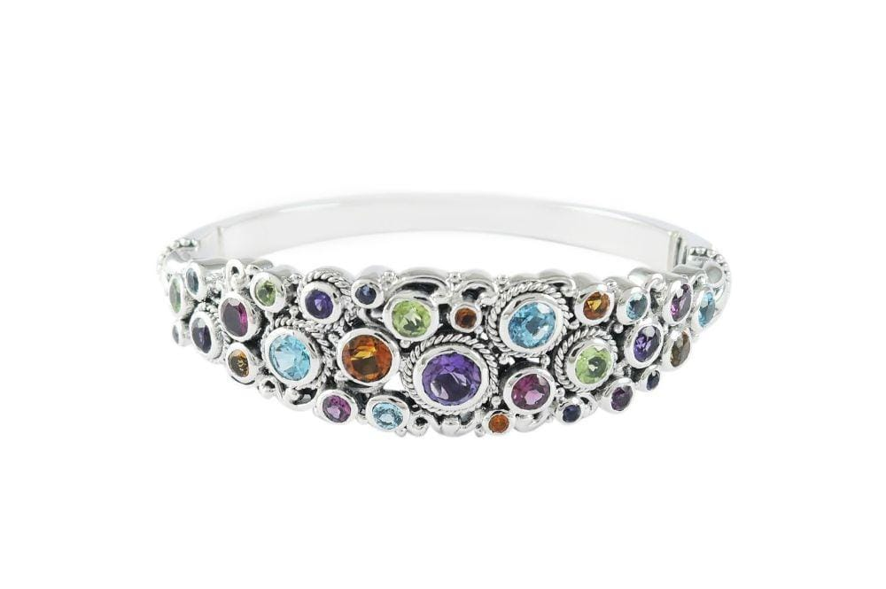 Samuel B BANGLE Sari Bangle Multi
